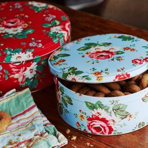 Cath Kidston cake tins