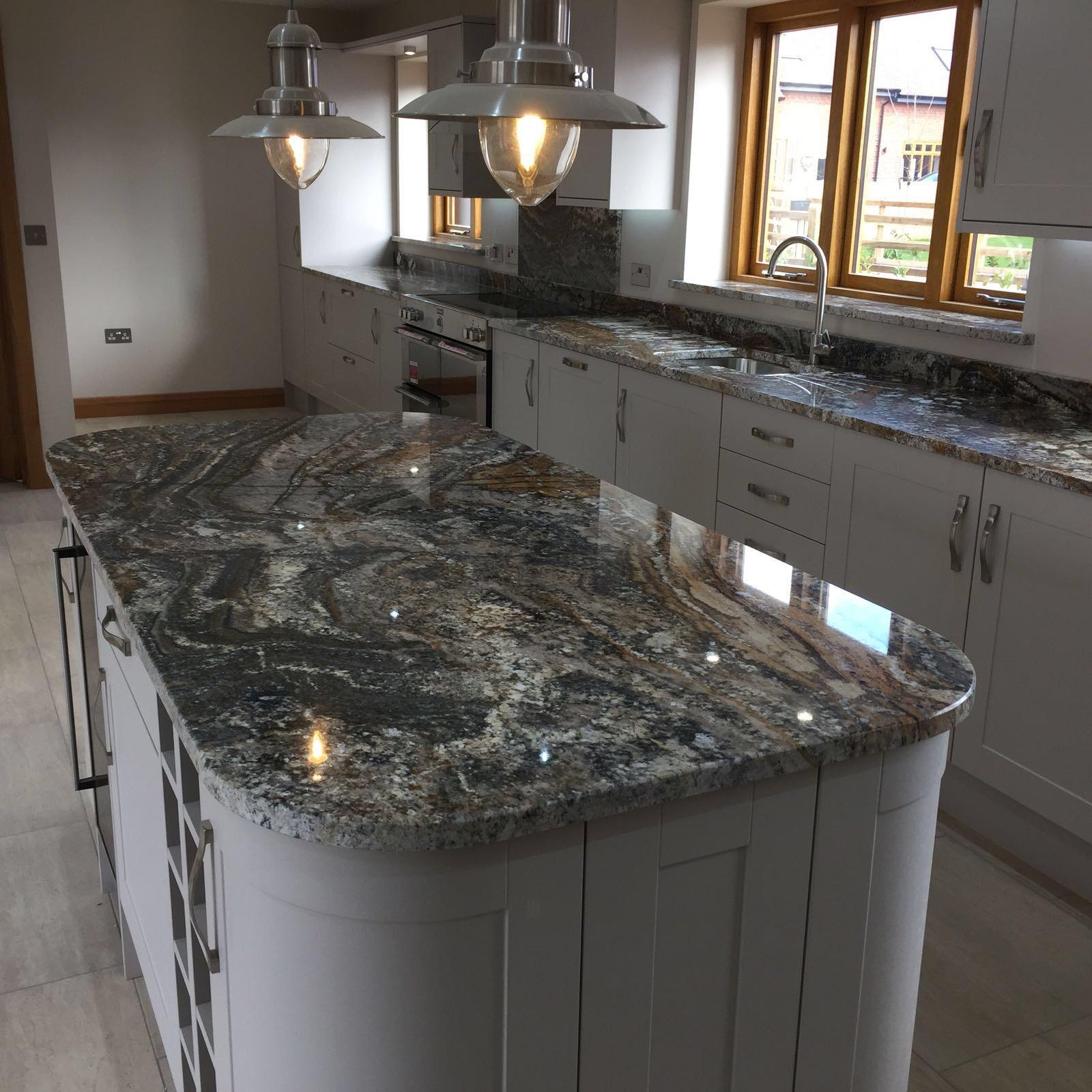 Granite Kitchen: Amarone Granite