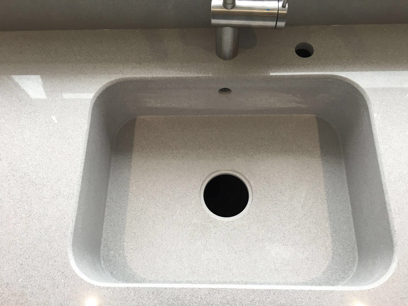 Silestone integrity due sink for Silestone kitchen sinks