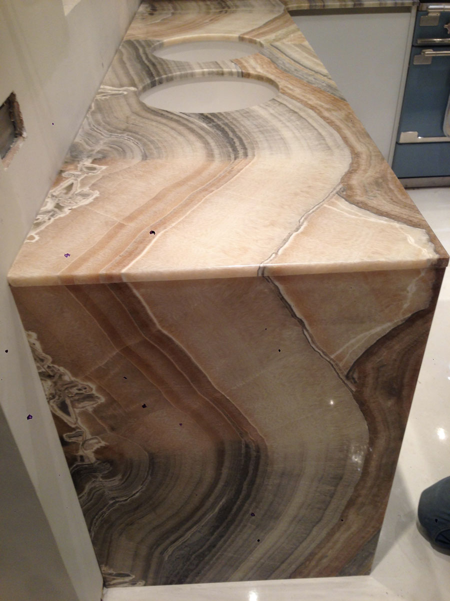 Is Marble Suitable For Worktops?